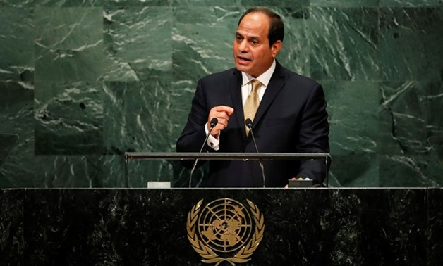 Sisi to participate in 'African young entrepreneurs' session