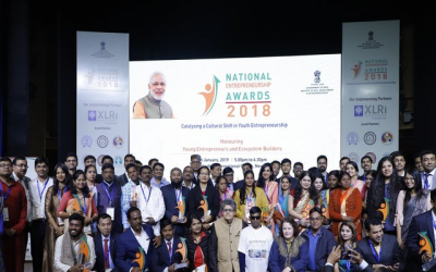 33 young entrepreneurs receive awards